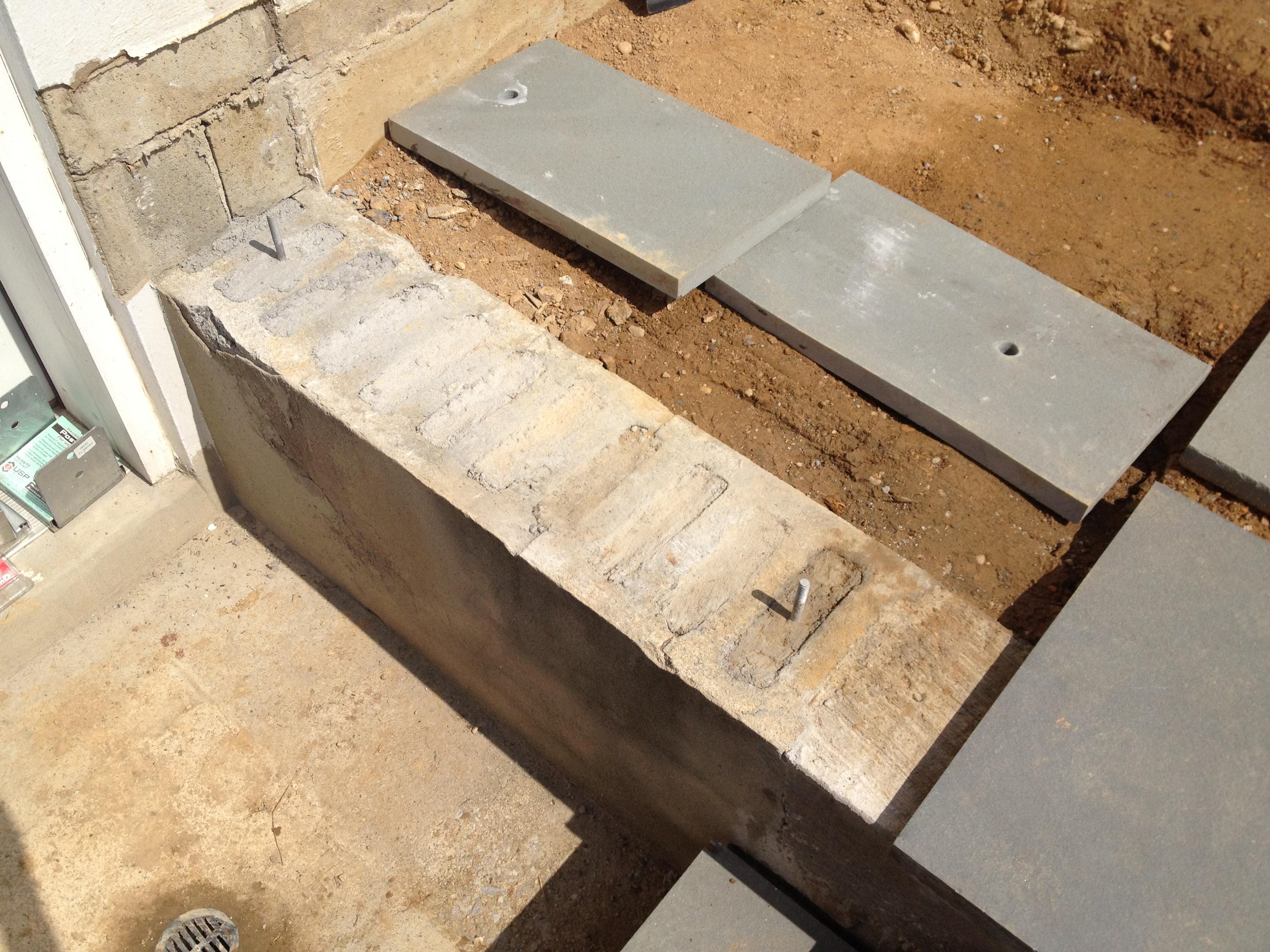 Diy Deck Stairs