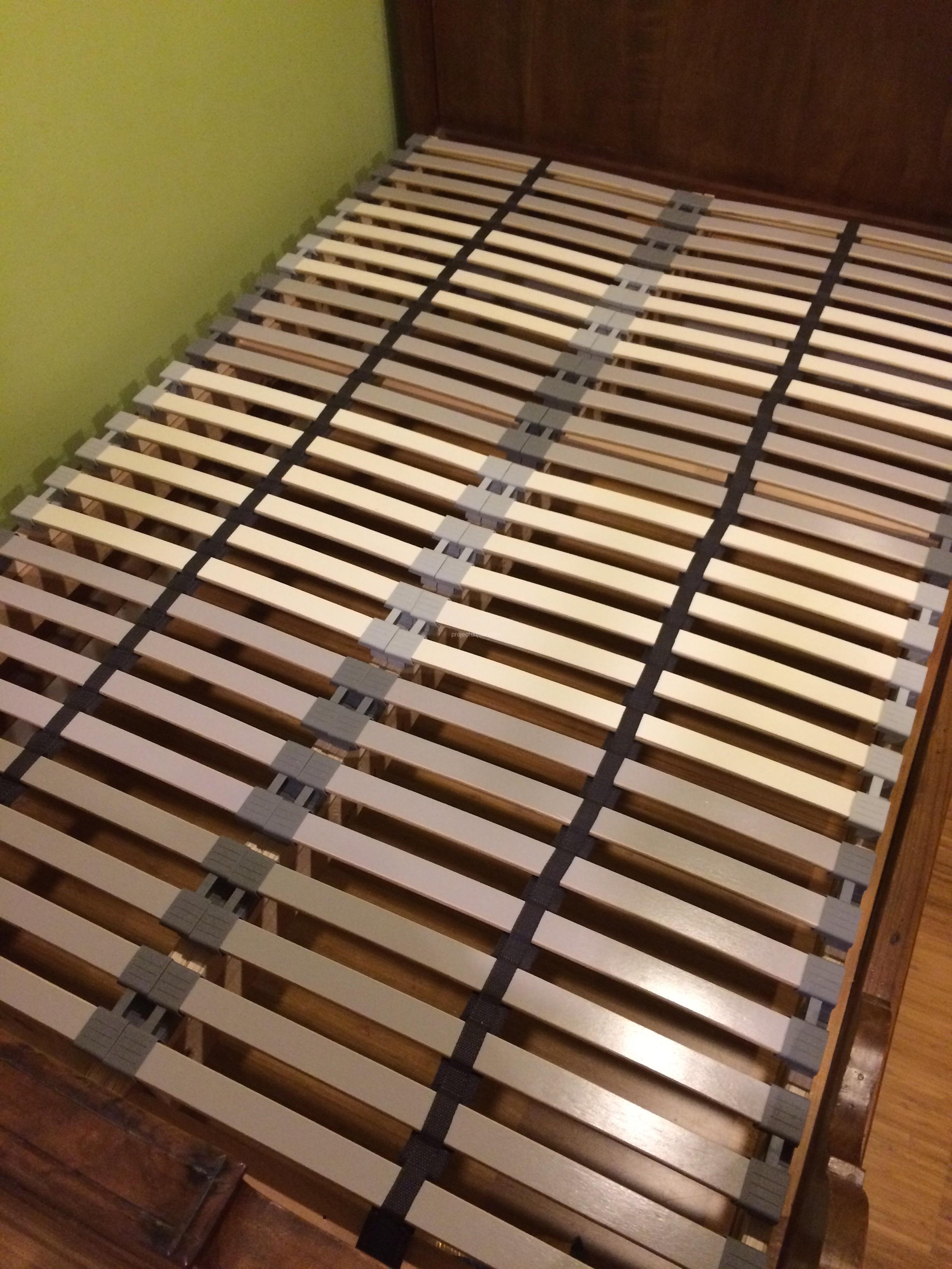 Ikea Slatted Bed Base Hack